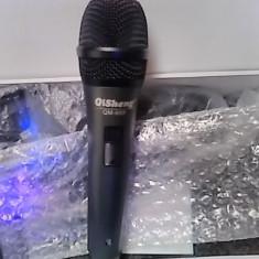Microfon Dinamic cu fir QM 688 unidirectional