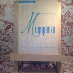 Nicolae Vagii - Menopauza A786