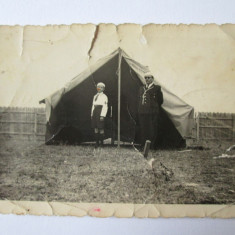 FOTOGRAFIE COMANDANT STRAJERI 1938 - Fotografie veche