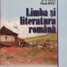 LIMBA SI LITERATURA ROMANA PENTRU EXAMENUL DE CAPACITATE - A Costache, St Ilinca - Teste admitere liceu