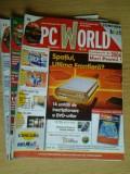Revista PC World  -  lot 3 reviste nr. 10,11,12 / 2003