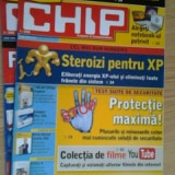 Revista CHIP - lot 2 reviste, nr.1 si nr.2 / 2008 - Revista IT