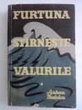 Furtuna starneste valurile - Serban Nedelcu (autograf) / R5P5S, Alta editura, 1957