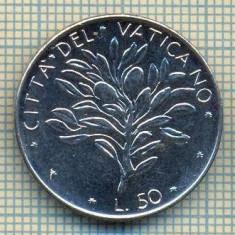 5146 MONEDA - VATICAN - 50 LIRE - MCMLXXV (1975) -starea care se vede