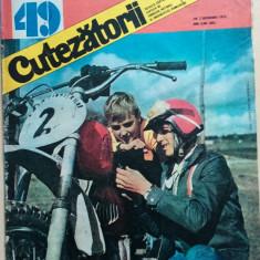Cutezatorii 49 din 2 decembrie 1976, anul X (nr. 480)/ Detasamentul erou ep. 7 - Revista scolara