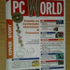 Revista PC World nr.10, octombrie 2002 - Revista IT