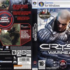 PC JOC ORIGINAL CRYSIS WARHEAD IN STARE EXCELENTA ! - Jocuri PC Electronic Arts, Shooting, 18+, Single player