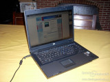 Laptop second hand HP Compaq 6715s, 2 GB, 15