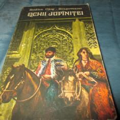 RODICA OJOG BRASOVEANU - OCHII JUPANITEI - Carte de aventura