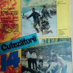 Cutezatorii 14 din 7 aprilie 1977, anul XI (nr. 497)/ Eroii de la Plevna ep. 4 - Revista scolara