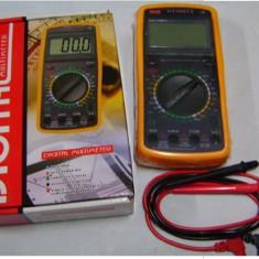 Aparat de masura DT 9205A / multimetru digital / voltmetru / ampermetru - Multimetre