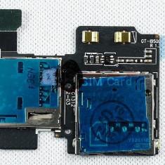 Banda Cititor SIM si card MicroSD Samsung I9500/I9505 Galaxy S4 Original