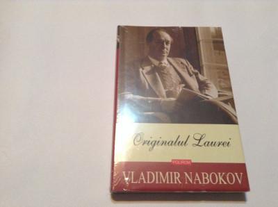 Originalul Laurei - Vladimir Nabokov,r foto