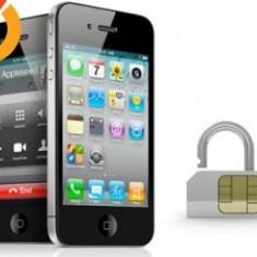 Unlock Deblocare Decodare Decodez iPhone 4S 5 5C 5S 6 6S 6S+ 7 Vodafone Spania - Decodare telefon, Garantie