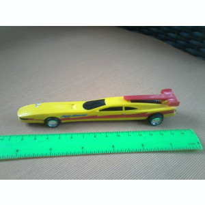 bnk jc Jucarii - China - masinuta Pen racer - Tomy