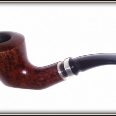 Pipa Hilson - Pipe of the year 1999, cu inel de argint 925, filtru 9 mm