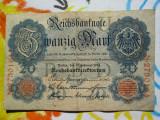 20 mark 1914 Germania , 20 marci germane 1914