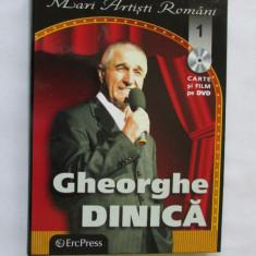 FILM-DVD-CRAII DE CURTE VECHE si carte(biografie Gheorghe Dinica) - Film actiune, Romana