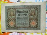 100 mark 1920 Germania , 100 marci germane 1920 , hundert mark