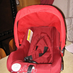 Scaun auto bebelusi - Bertoni B-zone - Scaun auto copii Bertoni, 0+ (0-13 kg), Opus directiei de mers