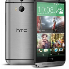 HTC One M8 16GB Grey Gun Metal - Telefon mobil HTC One M8, Gri, Neblocat