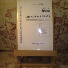 Cecilia Stoleru - Literatura romana manual pregatitor pt ex de capacitate