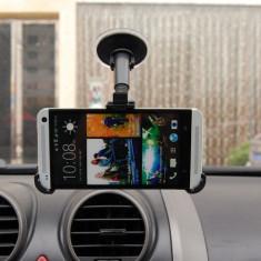Suport + incarcator auto HTC One M7 + stylus - Suport auto