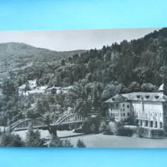 HOPCT 7535 CALIMANESTI -PODUL PESTE OLT RPR [NECIRCULATA] - Carte Postala Oltenia dupa 1918
