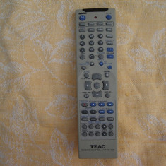Telecomanda Teac RC-921 sistem audio - Telecomanda aparatura audio