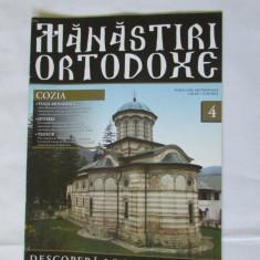 MANASTIRI ORTODOXE-descopera locurile sfinte-NR.4-Manastirea COZIA - Ghid de calatorie