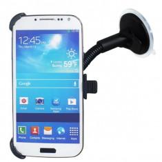 Suport auto + incarcator auto Samsung Galaxy S4 SIV i9500 i9505 + folie + stylus