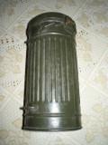 CUTIE MASCA DE GAZE GERMANA M30,WEHRMACHT,WAFFEN SS,WW2,NAZI,AIRSOFT,VINTAGE 4