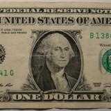 Statele Unite ale Americii - 1 Dollar 2009 - B - New York