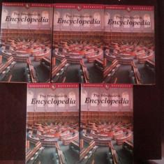 THE WORDSWORTH ENCYCLOPEDIA [5 volume in limba engleza ] -- 1995, 2369 p. - Enciclopedie