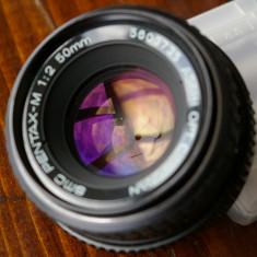 Pentax M SMC 50mm 2.0 in stare excelenta