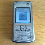 Telefon mobil Nokia n70 silver edition 2mp, +card 64mb, functioneaza perfect - Telefon Nokia, Argintiu, 1GB, Single SIM, Fara procesor, Nu se aplica