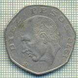 5257 MONEDA - MEXIC - 10 PESOS - 1978 -starea care se vede