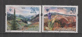 Iugoslavia.2002 Protejarea naturii  SI.805, Nestampilat