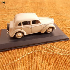 MASINI DE LEGENDA, MOSKVITCH 400 . - Macheta auto