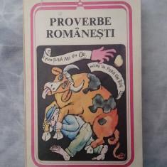 Proverbe romanesti - Antologie - Carte Proverbe si maxime