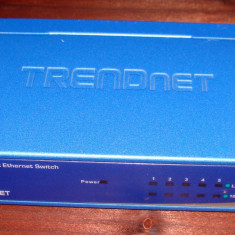 SWITCH TRENDNET 10/100Mbps TE100-S55Eplus router