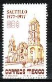 Mexic 1977 -  cat.nr.836 neuzat,perfecta stare