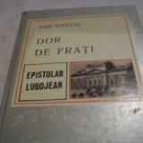 Dor de frati-ioan stratan-epistolar lugojean-1977