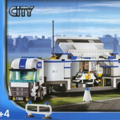 LEGO 7743 Police Command Centre