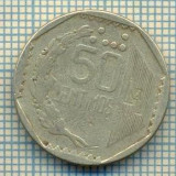 5332 MONEDA - PERU - 50 CENTIMOS  - 1994 -starea care se vede