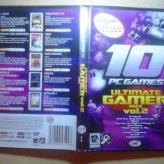 Jocuri - 10 PC Games - Ultimate Gamer Pack Vol 2 - (GameLand) - Joc PC, Sporturi, 3+