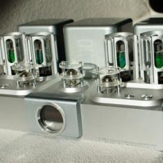 Amplificator High End cu lampi SHANLING STP 80 - Amplificator audio, 0-40W