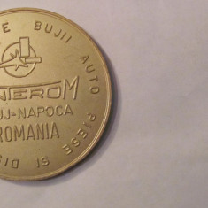 """MMM - Medalie """"SINTEROM - Al II-lea Simpozion National de Tensiometrie"""" bronz"""