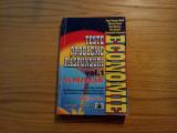ECONOMIE * Teste * Probleme *  Raspunsuri * vol I cu Rezolvari - M. Cosea - 1997