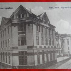 AKVDE Vedere Maramarosszuget - Sighetul Marmatiei - Carte Postala Banat 1904-1918